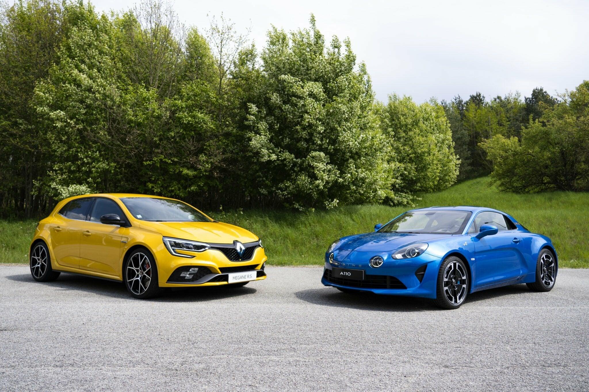 Alpine Cars succède officiellement à Renault Sport Cars