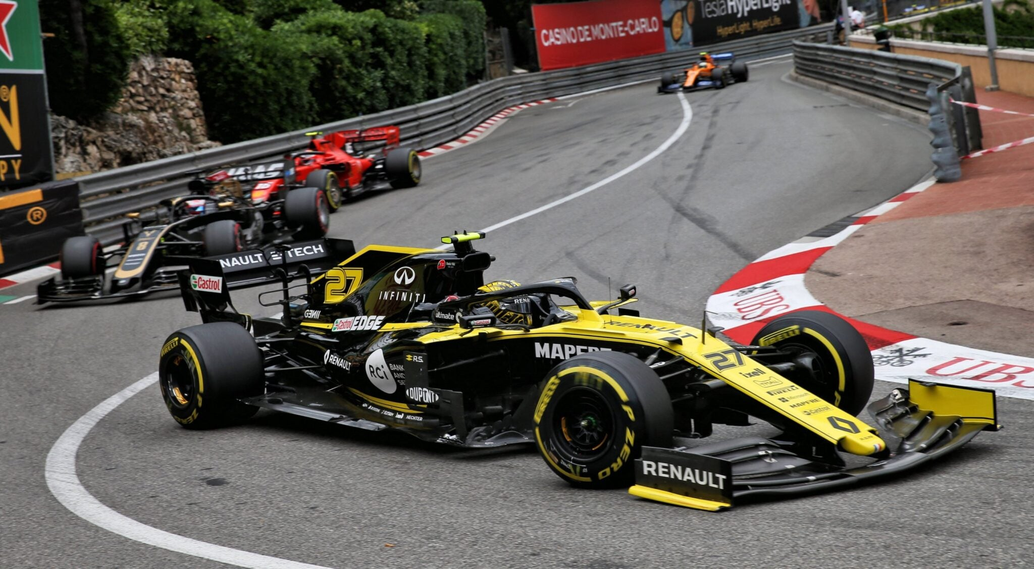 Alpine F1 Monaco GP 2021