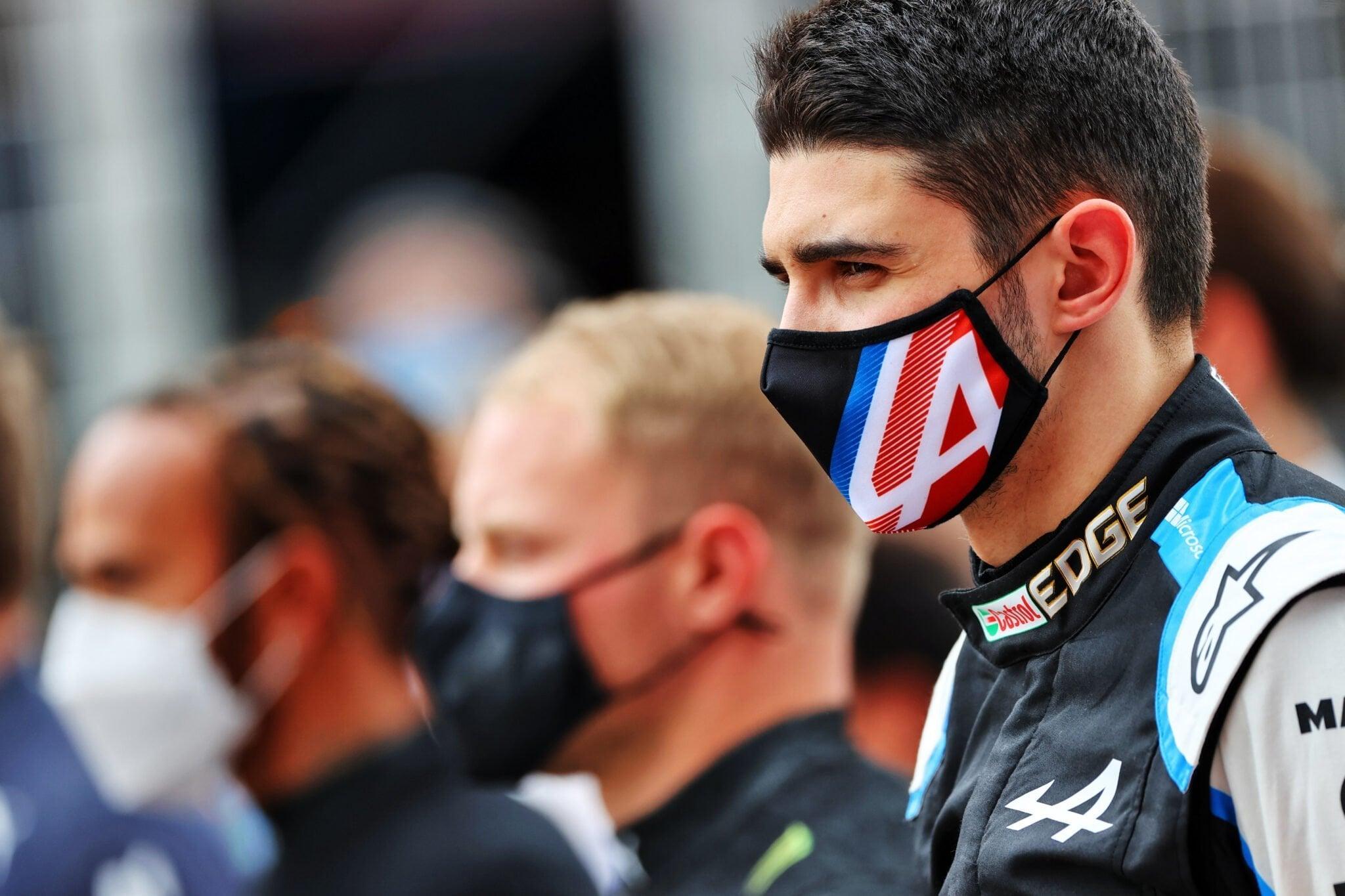 Alpine F1 Team A521 Alonso Ocon Grand Prix Espagne 2021 course 3 | Alpine F1 : Un Grand-Prix de Monaco attendu de pied ferme