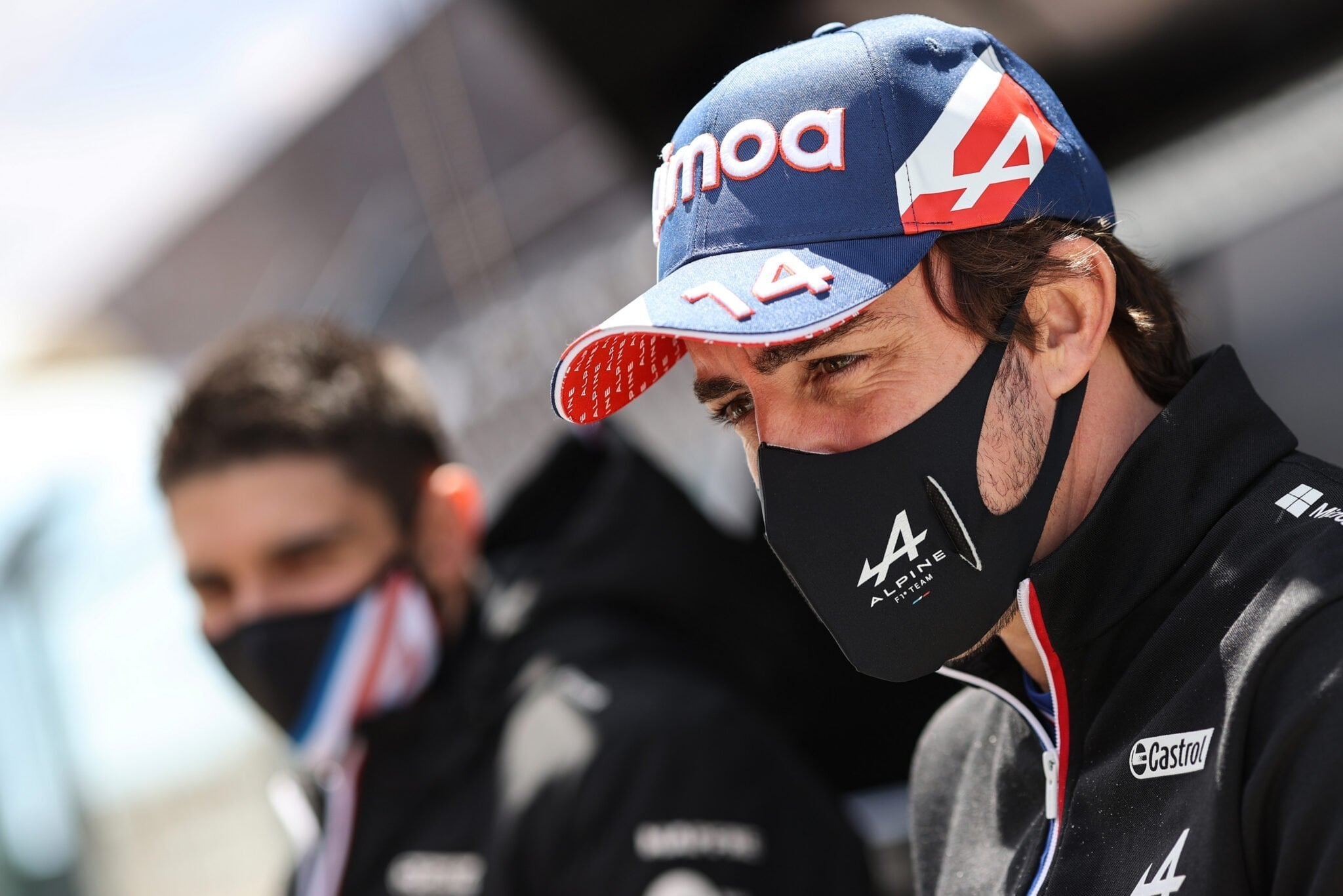 Alpine F1 Team Alonso Ocon A521