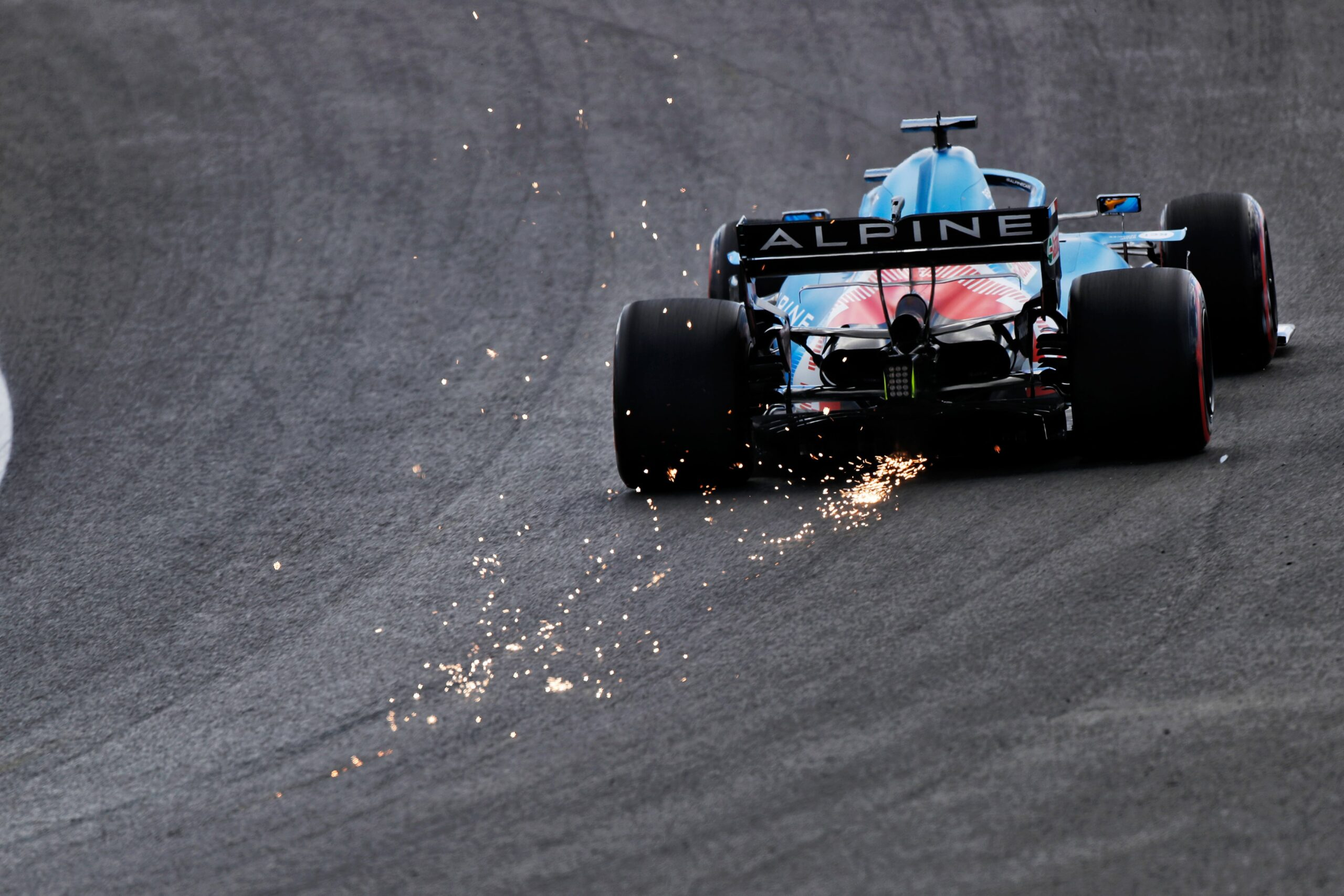 Alpine F1 Team GRAND PRIX HEINEKEN DU PORTUGAL Alonso Ocon 2021 A521 20 scaled   Alpine F1 Team : des essais convaincants au Grand Prix Heineken du Portugal