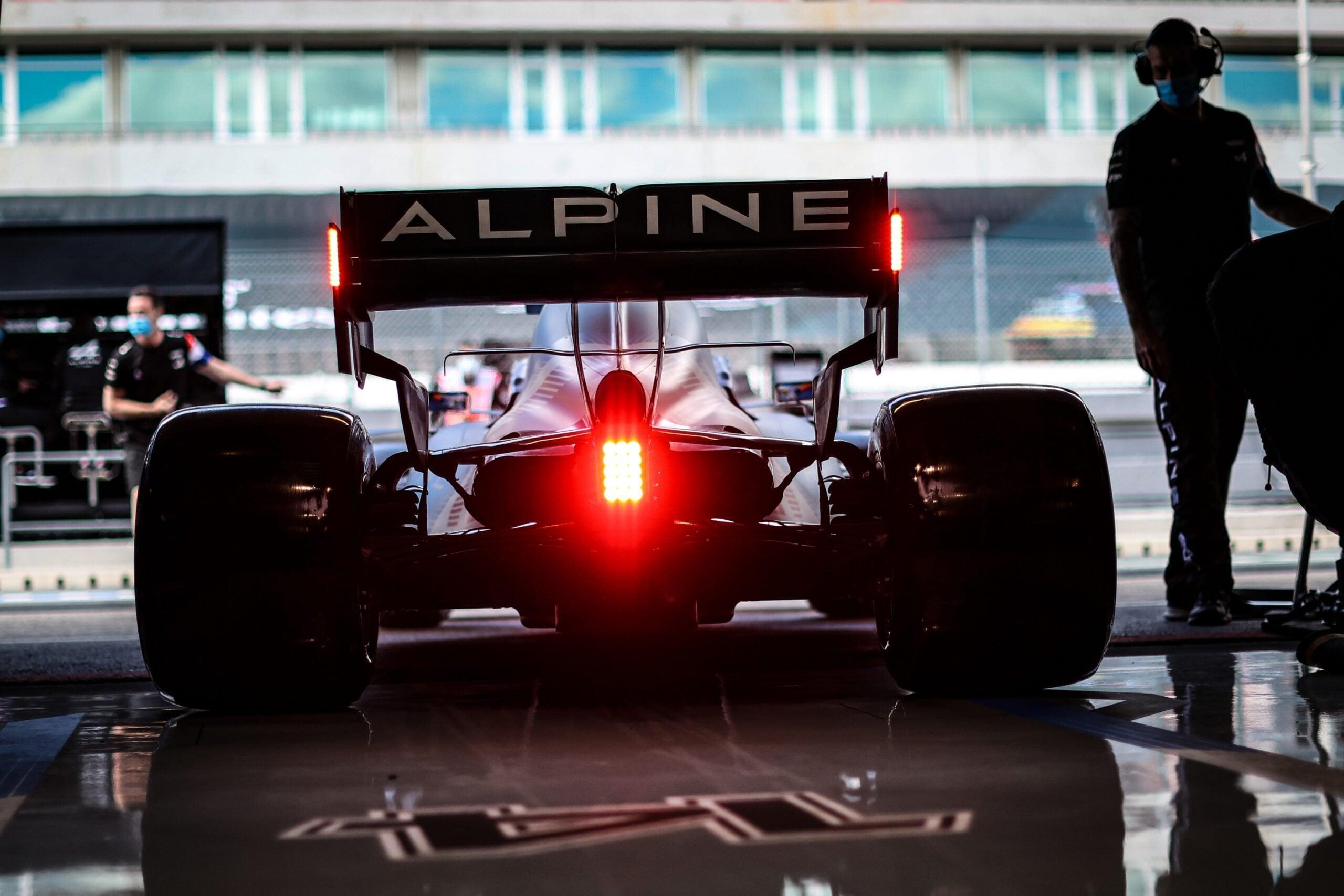 Alpine F1 Team GRAND PRIX HEINEKEN DU PORTUGAL Alonso Ocon 2021 A521 7 scaled   Alpine F1 Team : des essais convaincants au Grand Prix Heineken du Portugal