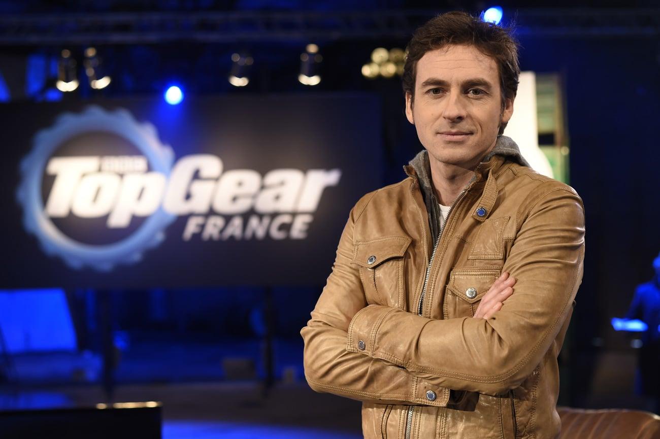 Bruce Jouanny Alpine Elf Europa Cup Top Gear