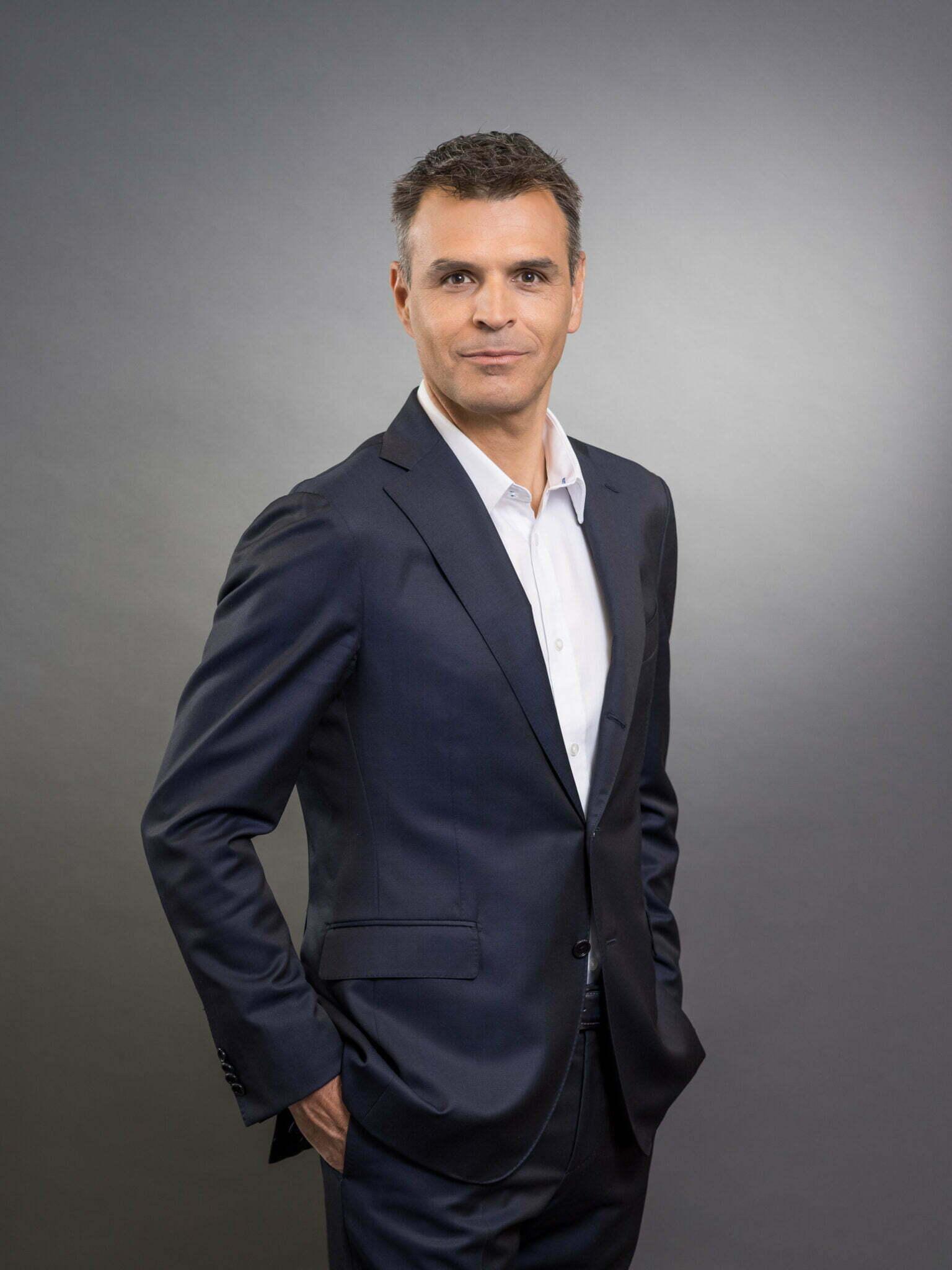 Cédric JOURNEL ALPINE Vice-Président Ventes & Marketing