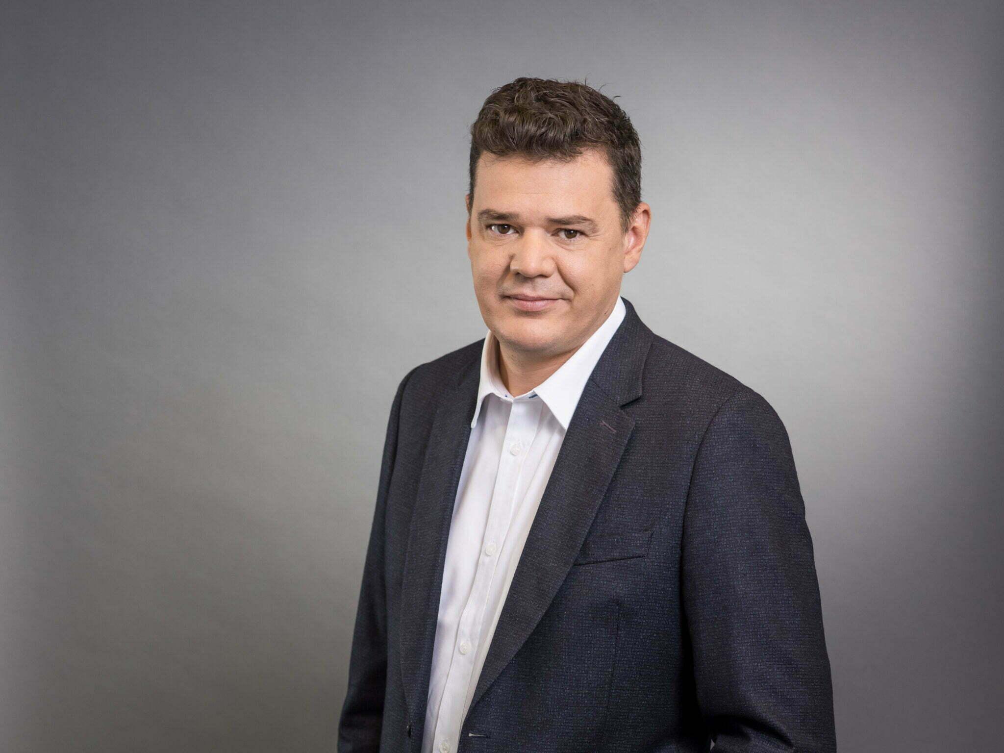Directeur David Gendry Marketing-Communication Alpine