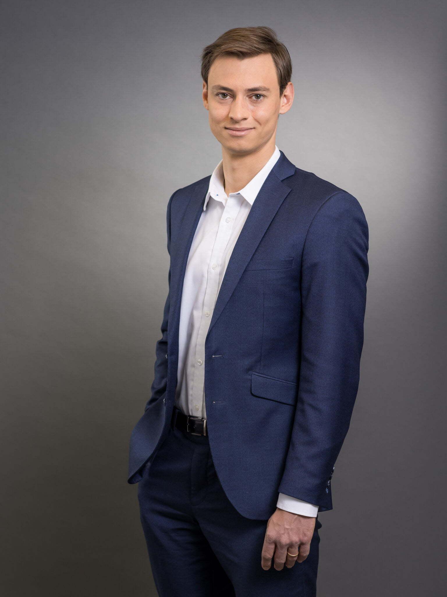 François PIERRARD Directeur de la Stratégie et du Business Développement