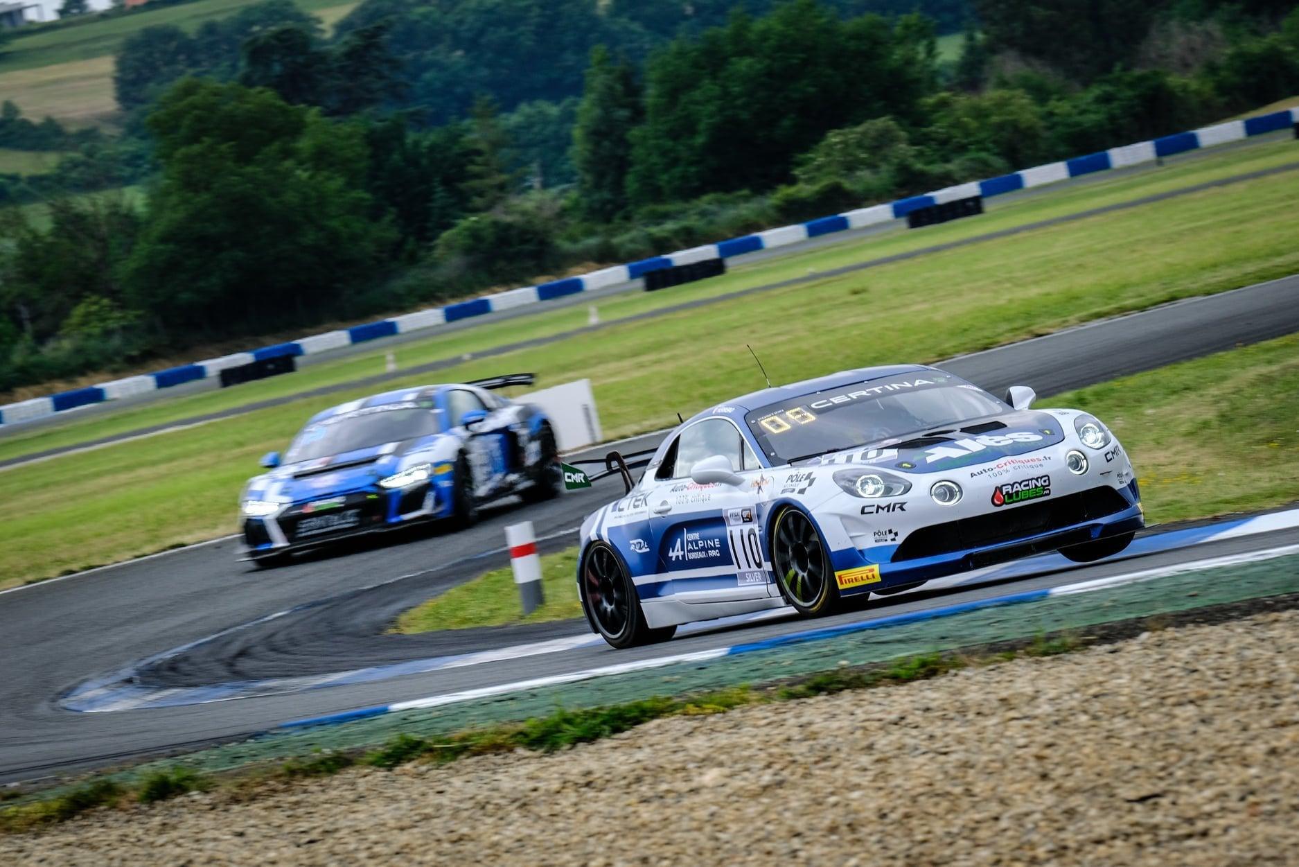 Alpine A110 GT4 FFSA GT Albi 2021 12   Alpine A110 GT4 : une domination sans équivalents à Albi !