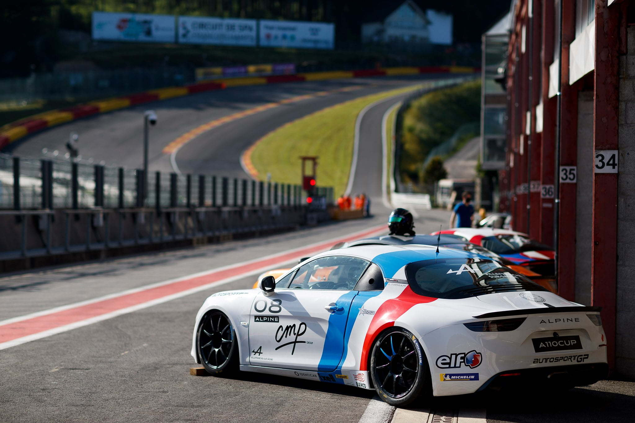 Alpine Elf Europa Cup Spa Francorchamps 2021 10 | Alpine Elf Europa Cup 2021 : Laurent Hurgon et Dani clos victorieux à Spa-Francorchamps