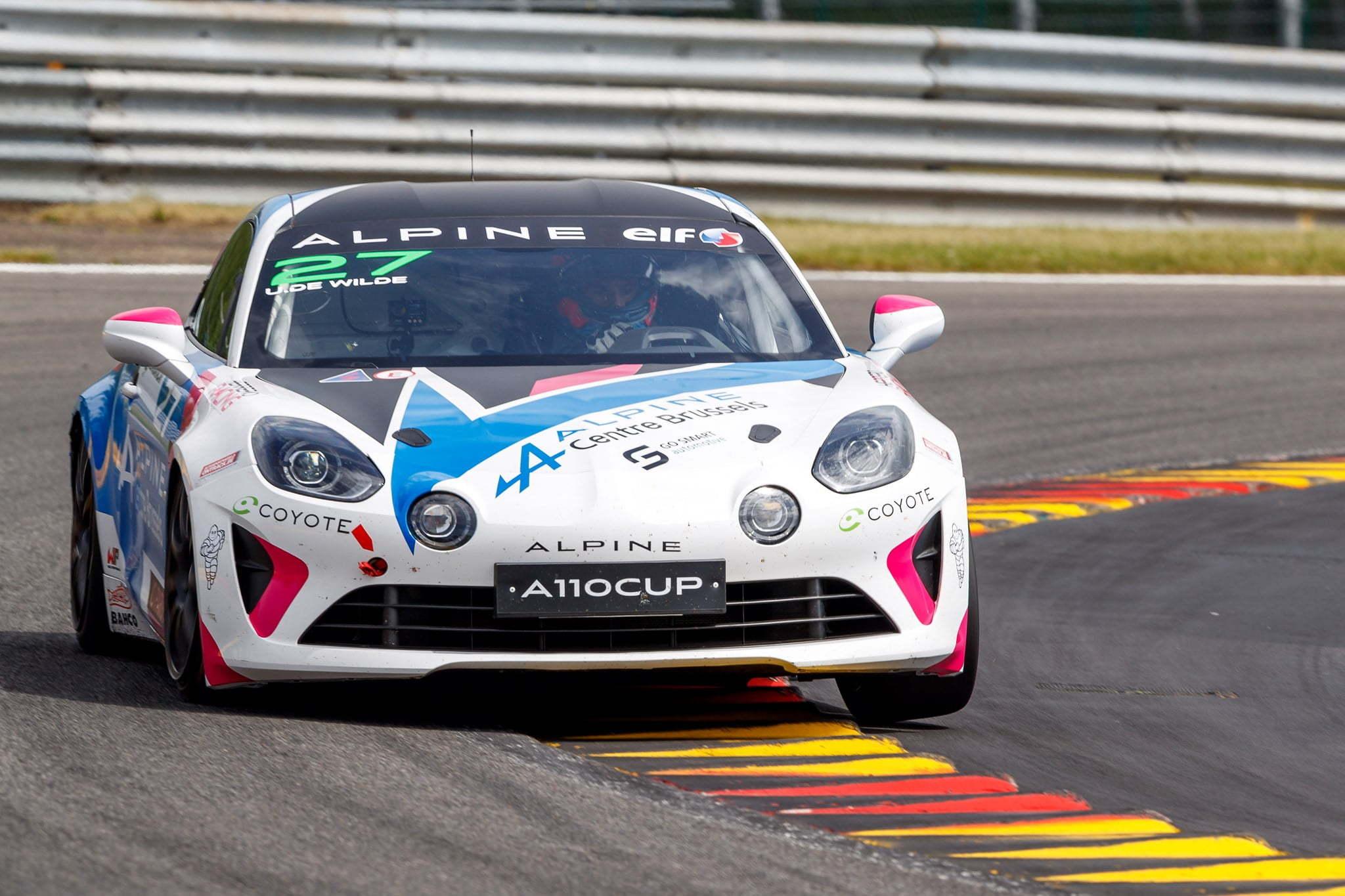 Alpine Elf Europa Cup Spa Francorchamps 2021 12 | Alpine Elf Europa Cup 2021 : Laurent Hurgon et Dani clos victorieux à Spa-Francorchamps