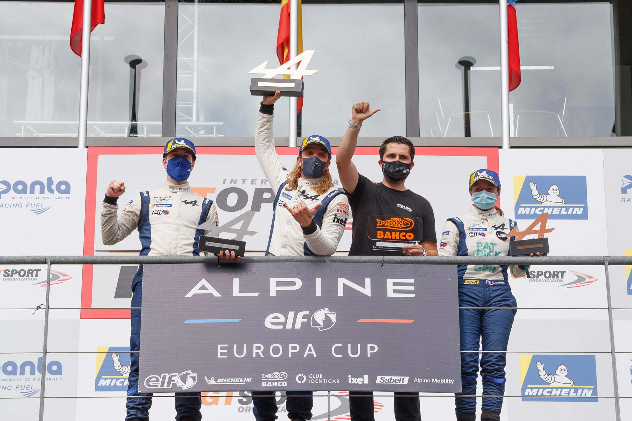 Alpine Elf Europa Cup Spa Francorchamps 2021 17 | Alpine Elf Europa Cup 2021 : Laurent Hurgon et Dani clos victorieux à Spa-Francorchamps