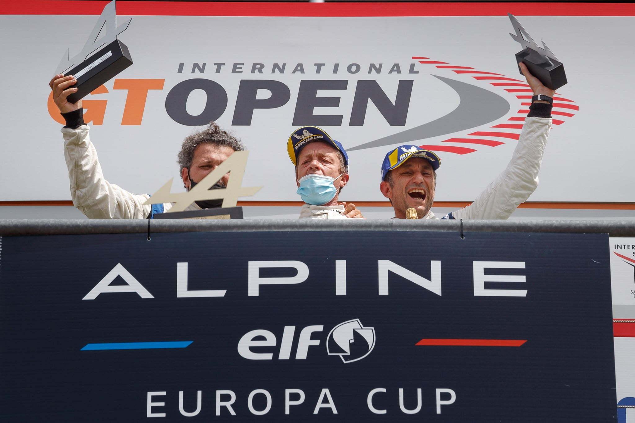 Alpine Elf Europa Cup Spa Francorchamps 2021 3 | Alpine Elf Europa Cup 2021 : Laurent Hurgon et Dani clos victorieux à Spa-Francorchamps