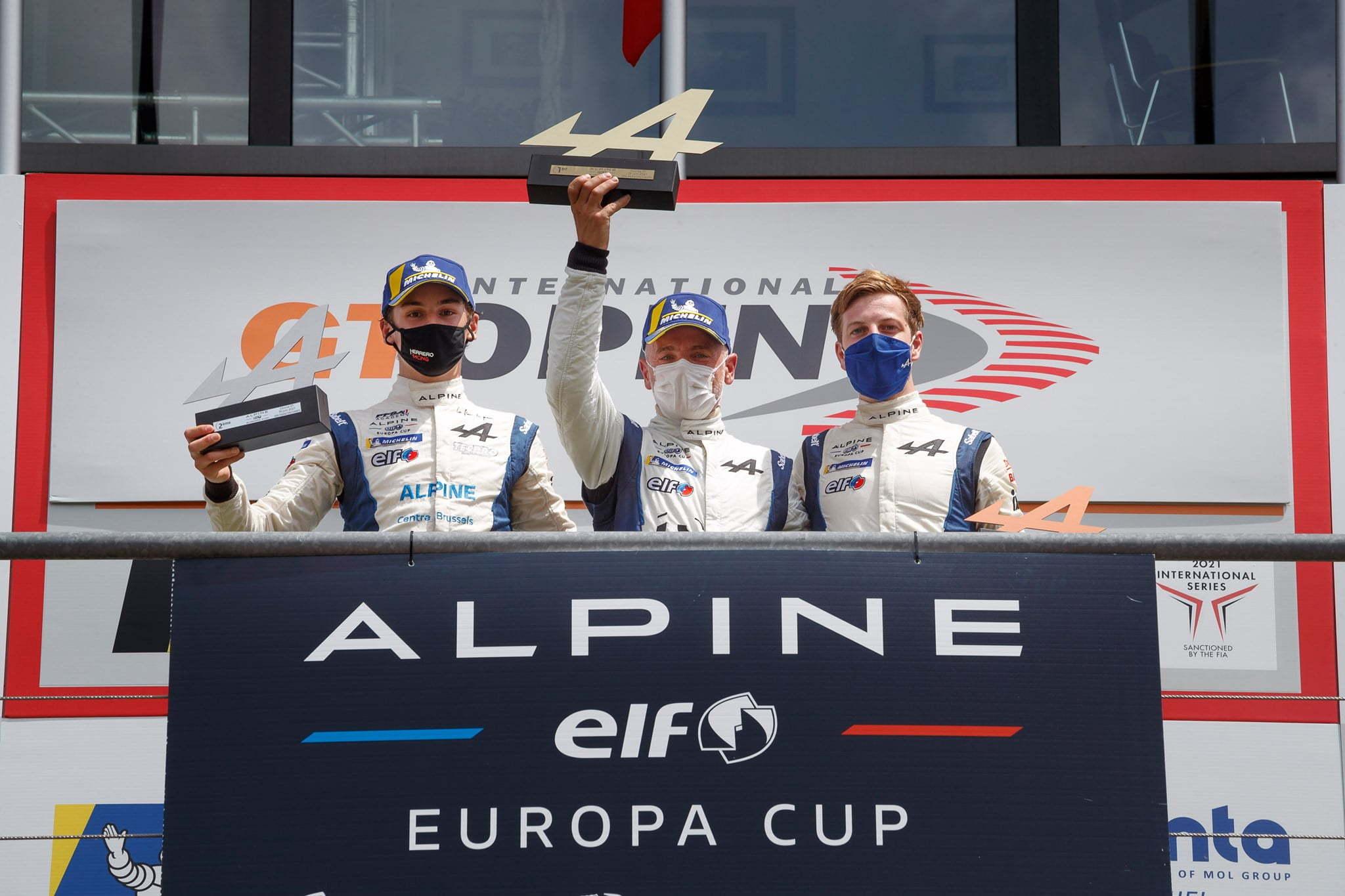 Alpine Elf Europa Cup Spa Francorchamps 2021 7 | Alpine Elf Europa Cup 2021 : Laurent Hurgon et Dani clos victorieux à Spa-Francorchamps