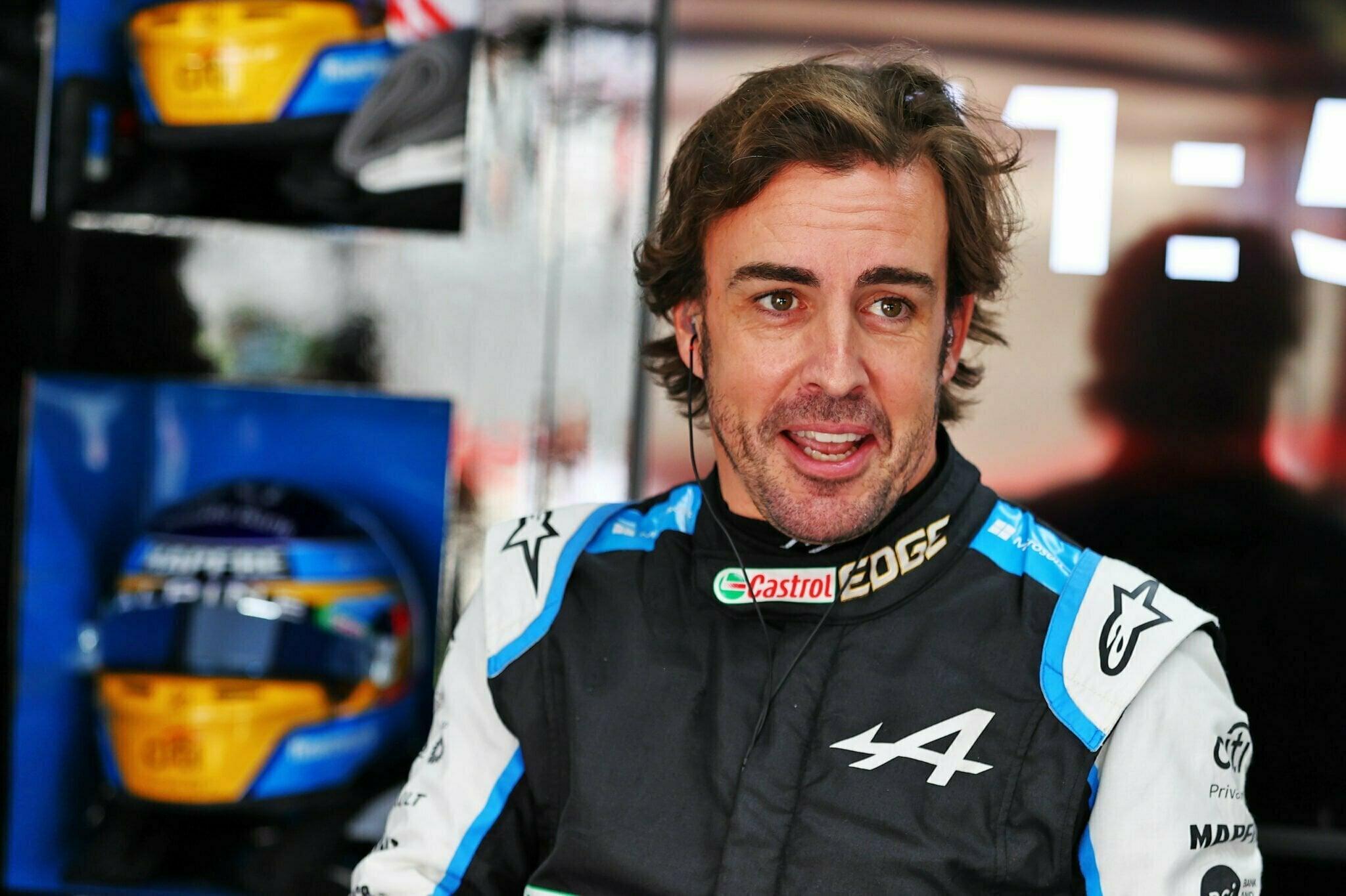 Alpine F1 Team A521 Alonso Ocon Castellet GP FRance 2021 5 | Alpine F1 : Alonso rapporte un point au Grand-Prix d'Autriche