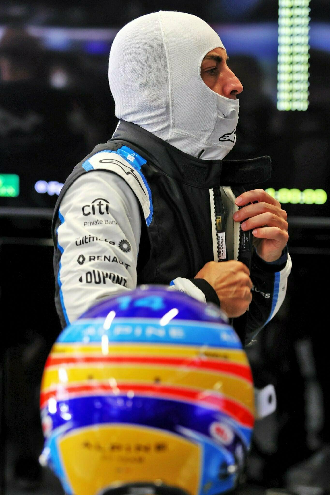 Alpine F1 Team Alonso Ocon Autriche Steiermark Grand Prix Spielberg A521 2021 11   Alpine F1 : Alonso réitère la Q3 et Ocon trébuche en Q1 à Spielberg