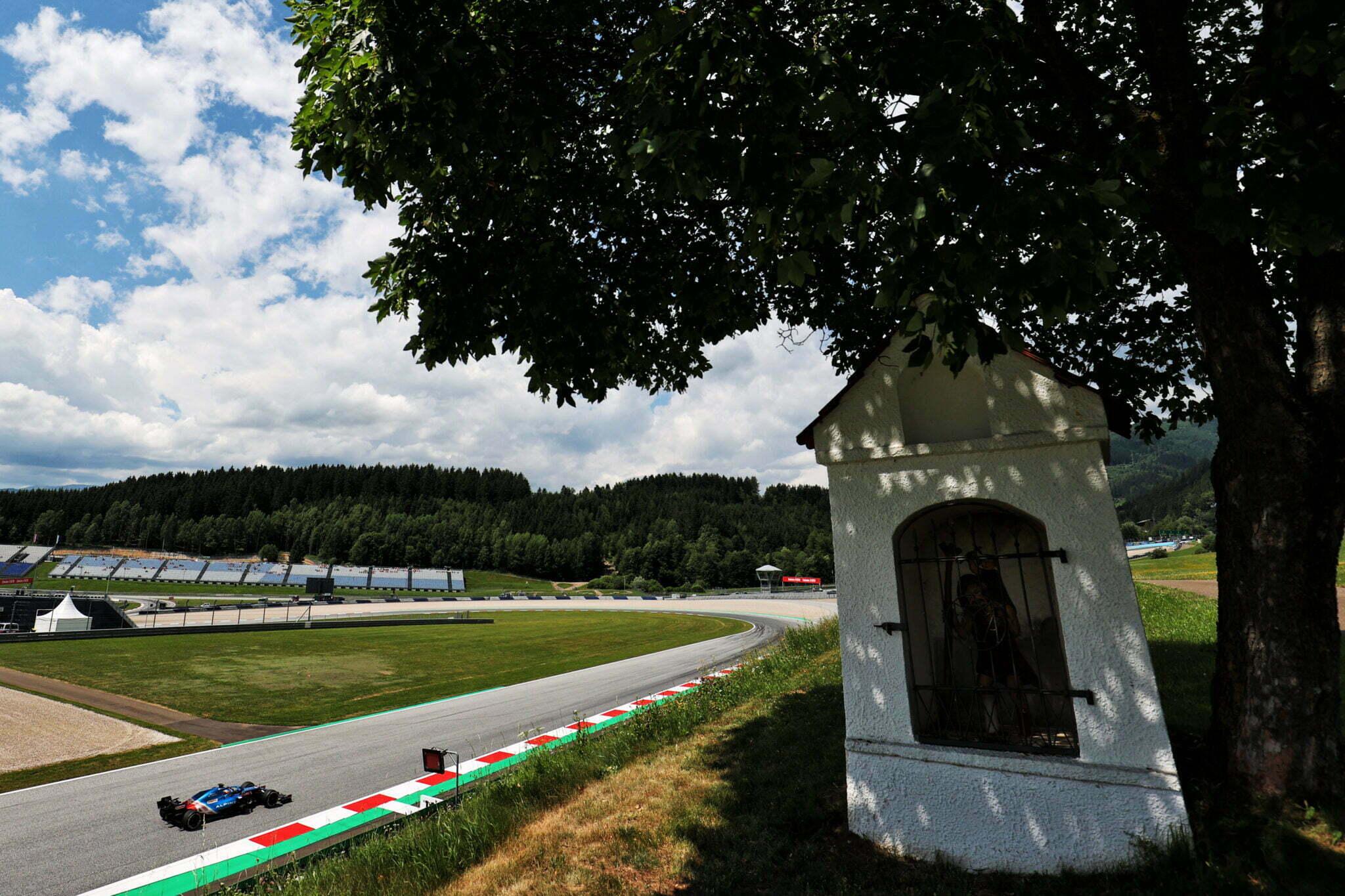 Alpine F1 Team Alonso Ocon Autriche Steiermark Grand Prix Spielberg A521 2021 18 | Alpine F1 : Alonso rapporte deux points au Grand Prix BWT de Styrie
