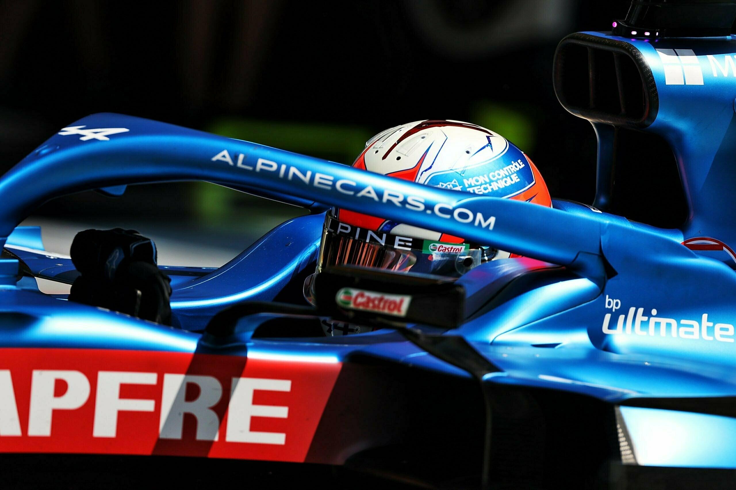 Alpine F1 Team Alonso Ocon Autriche Steiermark Grand Prix Spielberg A521 2021 27 scaled   Alpine F1 : Alonso réitère la Q3 et Ocon trébuche en Q1 à Spielberg