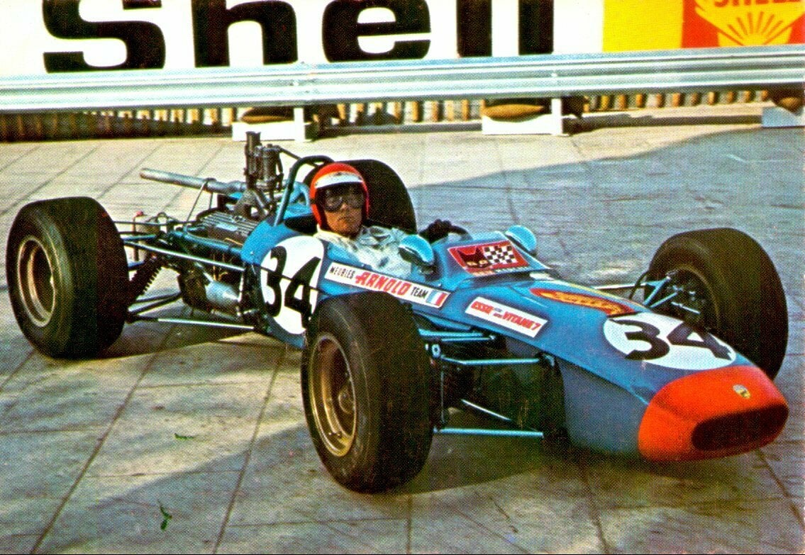 4073DA72 8031 4597 85CE 269308613C1F   Jean Pierre Jaussaud Vainqueur Des 24Heures du Mans avec Alpine nous a quitté.