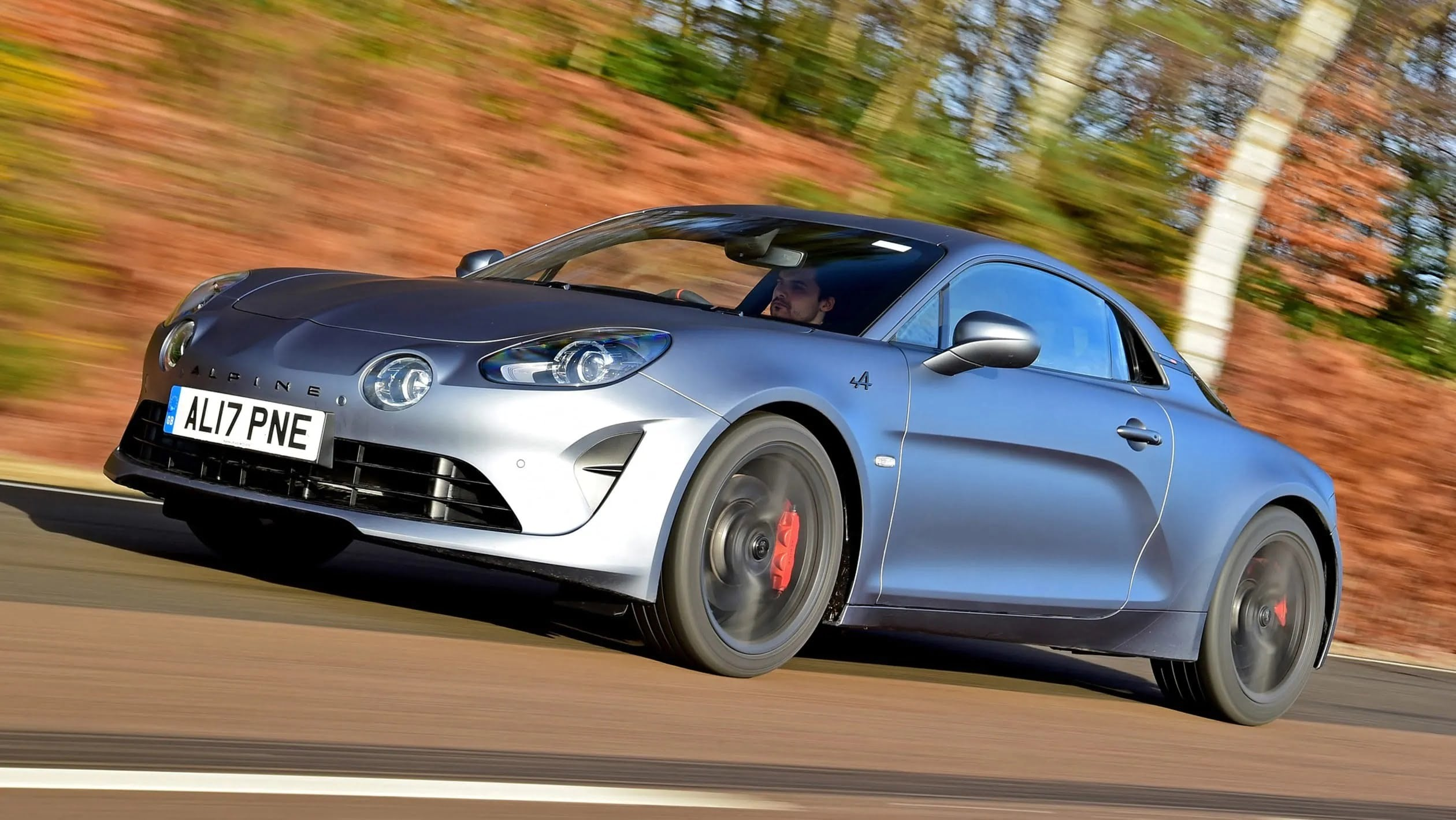 Alpine A110 Coupe of the year Auto express 2021