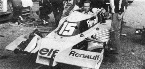 CA591B22 8B67 4B7E 935E 3209B28BD1C3   Jean Pierre Jaussaud Vainqueur Des 24Heures du Mans avec Alpine nous a quitté.